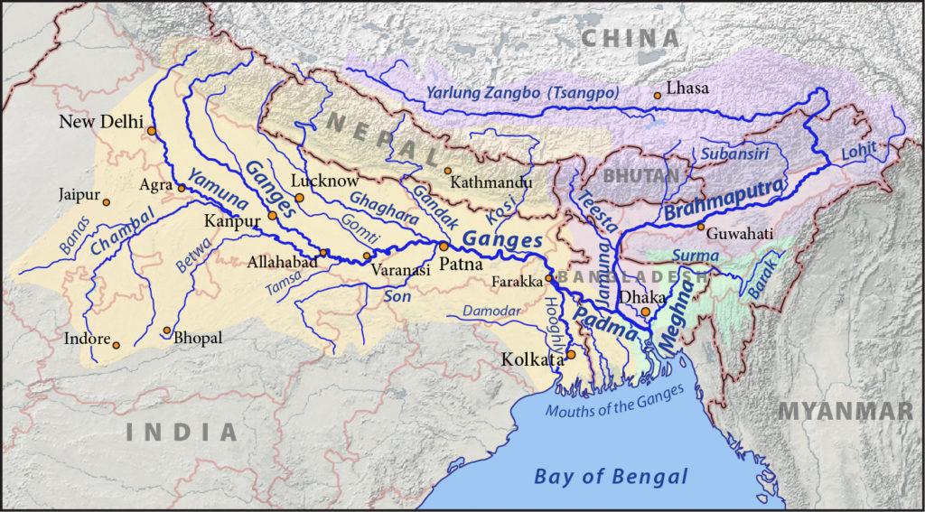 Ganges River System